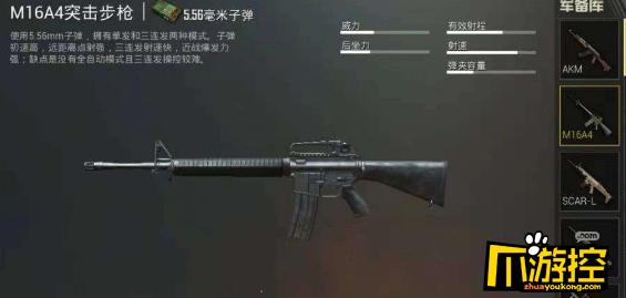 和平精英哪个枪好用,和平精英枪械排名