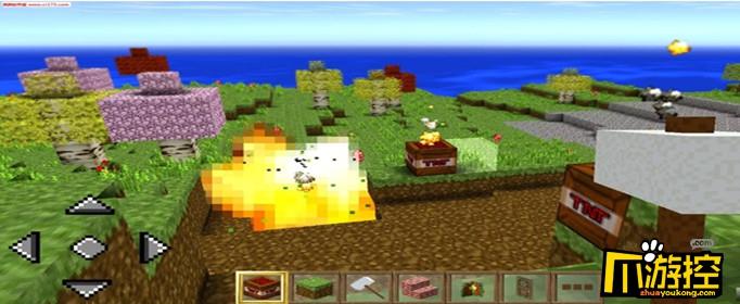 我的世界火炉怎么生火,我的世界生火,我的世界火炉