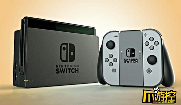 任天堂Switch美国市场表现出色 连续3月销量冠军