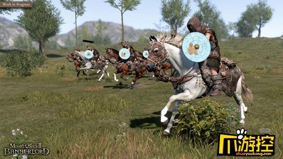 迅游带来《骑马与砍杀2》更新内容一览,流畅联机用迅游加速器