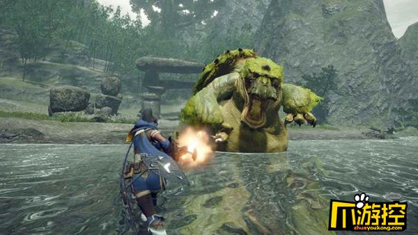 《怪物猎人:崛起》加速器推荐,迅游加速助力稳定联机