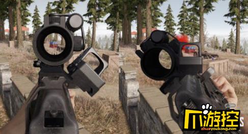 绝地求生新配件侧面瞄具怎么用 新配件侧面瞄具使用攻略