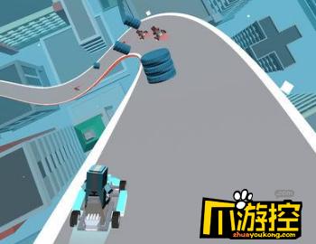 抖音上在空中开车的游戏叫什么_抖音空中开车游戏介绍