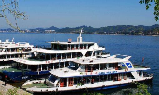 千岛湖游船被停航 私下收费竟还理直气壮