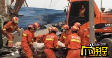 荆门一民房倒塌致3死1伤 系废旧矿山影响区地表发生拉裂