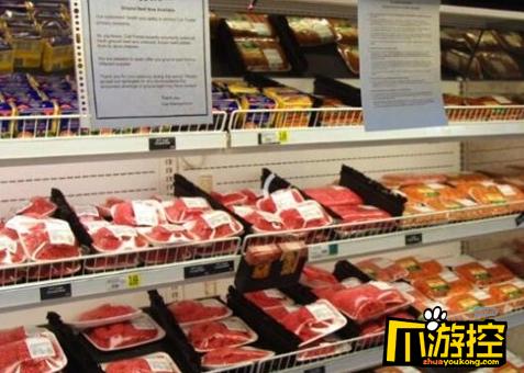 美国召回万磅牛肉 食用者或会腹泻发烧