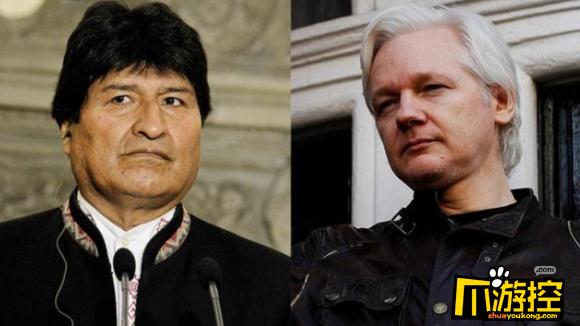 维基解密创始人阿桑奇于伦敦被逮捕 多国总统对英国警方强烈谴责