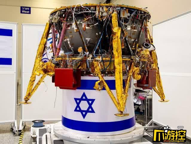 以色列登月失败