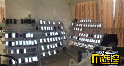 300多台手机同时收款近7亿 可疑银行账号引出网赌大案