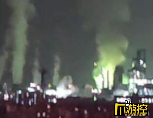 石家庄一化工厂突发爆炸