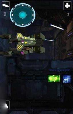 机器人太空基地