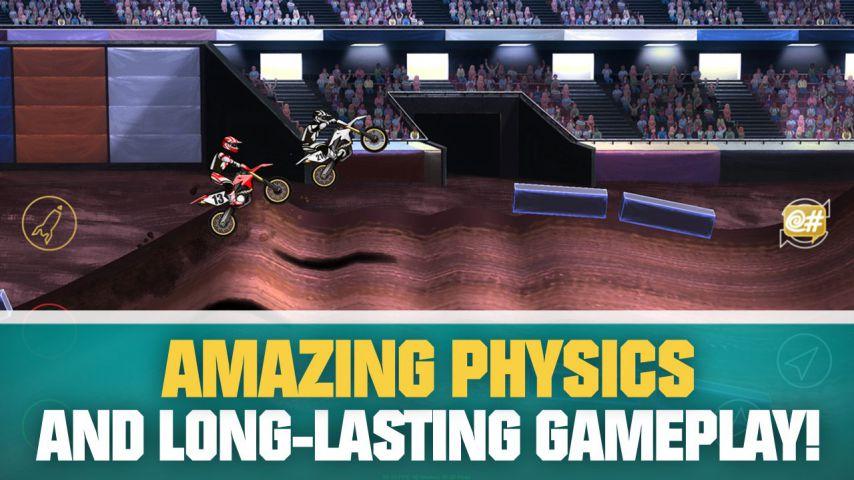 疯狂摩托车越野赛2修改版