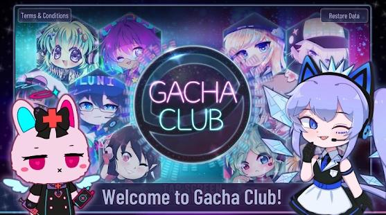 gacha club中文汉化版