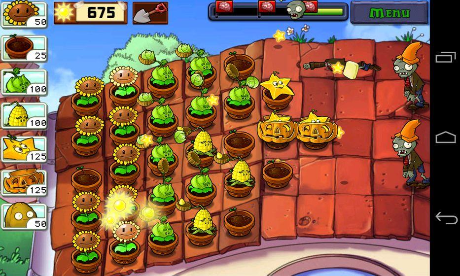 植物大战僵尸花园战争手机版游戏截图4