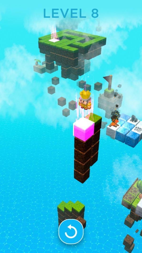 像素迷宫生存无限提示版