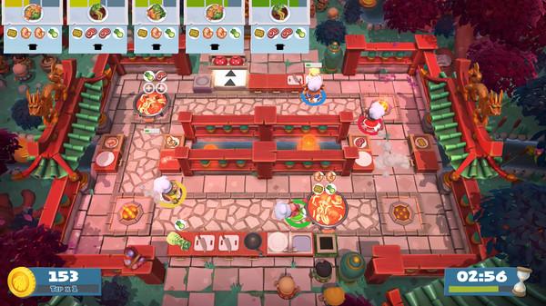 胡闹厨房2篝火厨师中文版
