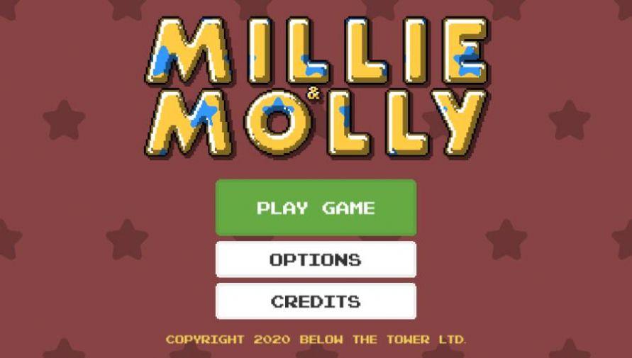 米莉和莫莉汉化版