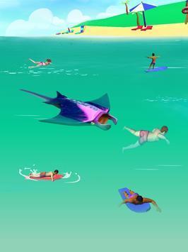 大白鲨袭击3D无敌版