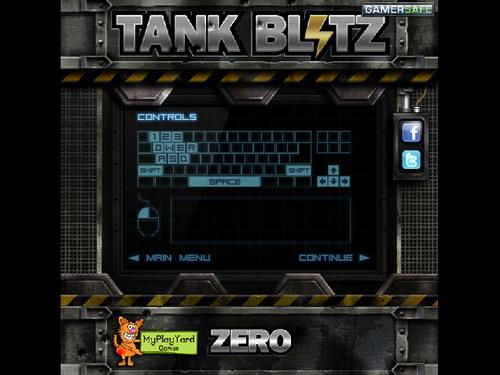 坦克大战2012无敌版