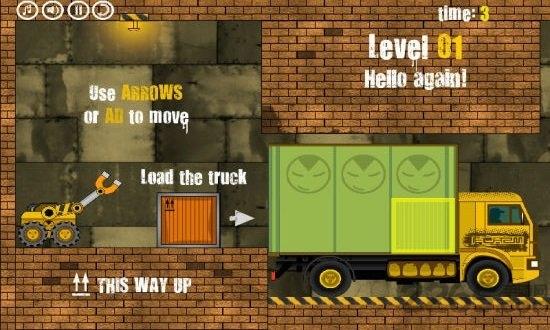 装载卡车无敌版
