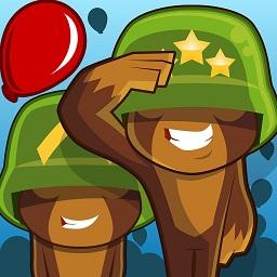 气球塔防5无敌版