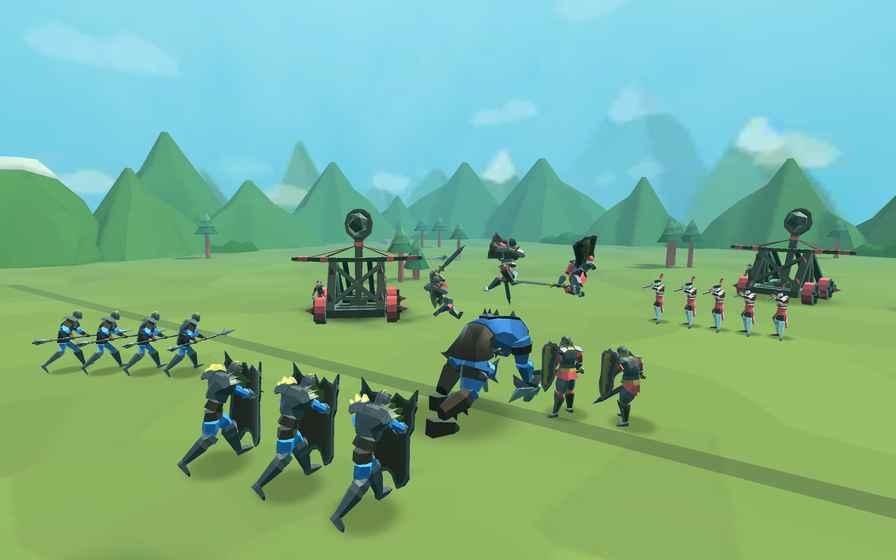 史诗战争模拟器2无限兵力版
