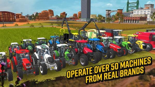 模拟农场18无敌版
