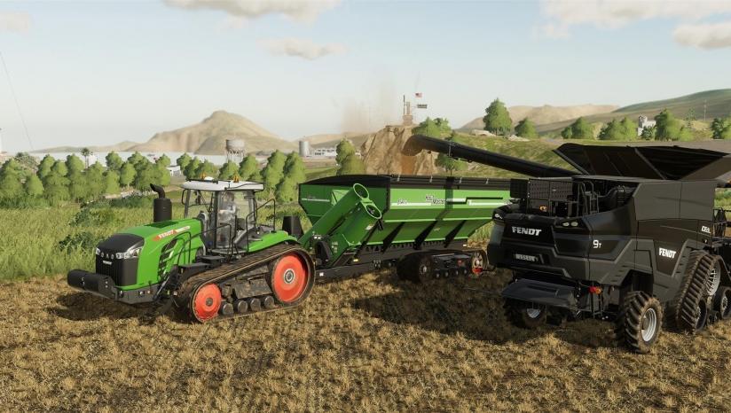 模拟农场19无敌版