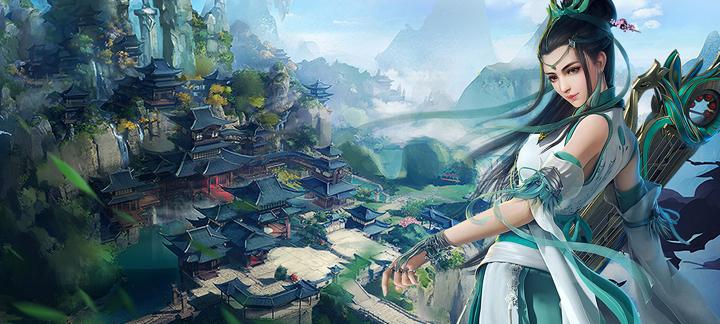 《古剑贺岁版》游戏视频:开启全新的古剑世界