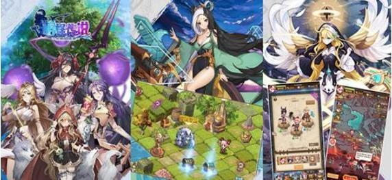《萌怪传说》游戏视频:精致画风、战斗养成、社交休闲玩法结合的手游