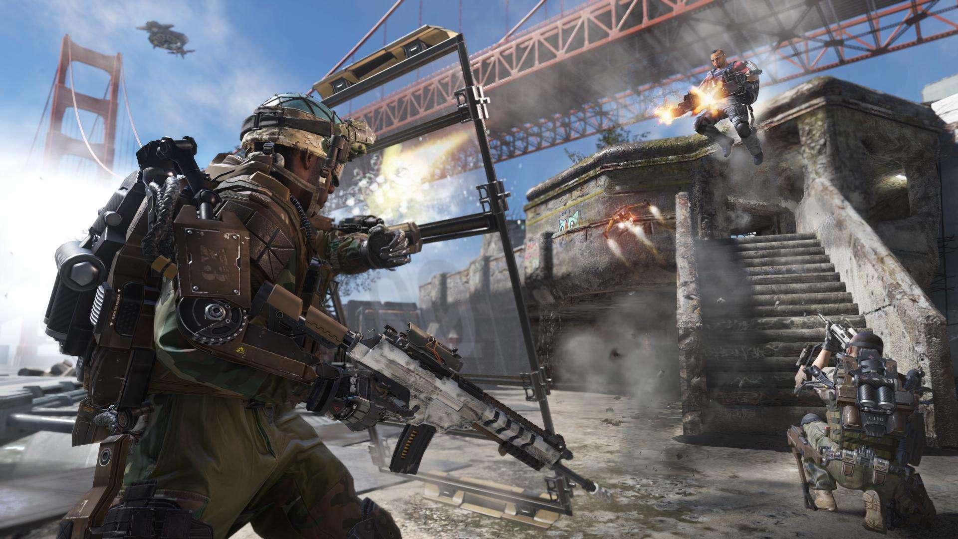 大型枪战网络游戏