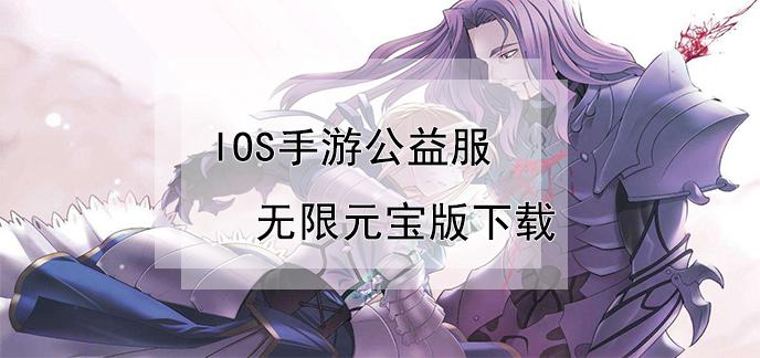 ios手游公益服无限元宝版下载