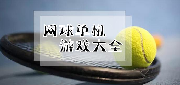 好玩的网球单机游戏
