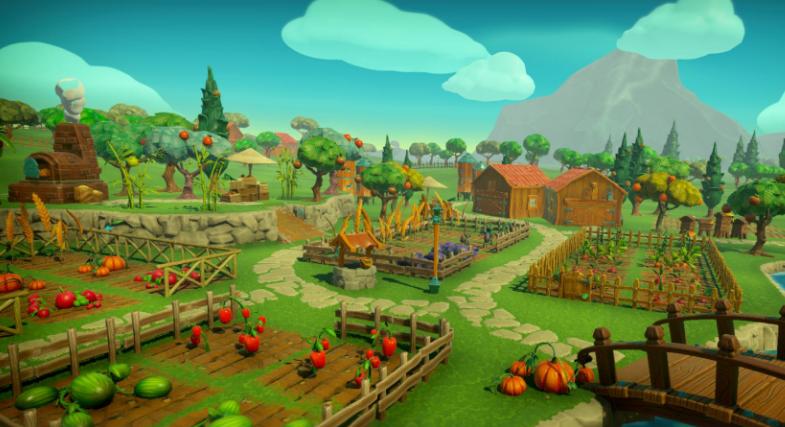 农场游戏无限金币版